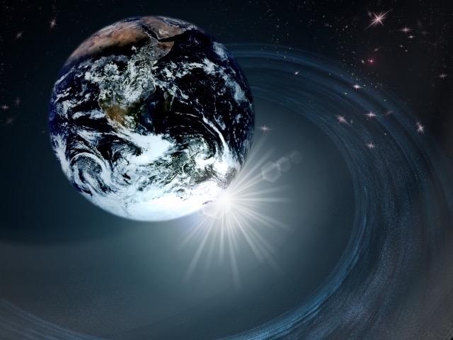 宇宙から見た地球 のコピー
